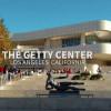 世界闻名的艺术博物馆 Getty Center museum 重新开放