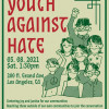 本週六 Grand Park 將舉行 Youth Against Hate 反亞裔仇恨集會(5/8)