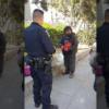 疑仇恨犯罪襲舊金山亞裔女警 路人出手相救