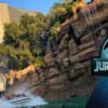 【小編直擊】Universal Studios Hollywood 新改版 ★侏羅紀世界★ 體驗夏日清涼!