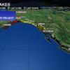 阿拉斯加發生規模8.2強震 震央偏遠尚無災情