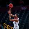 Durant 与 Booker 合拿43分 美国男篮逆转澳洲闯金牌战