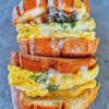 想試試韓式終極雞蛋三明治嗎?快來 Buena Park 的 Flippoly 吧