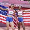 美國女將東奧400公尺跨欄金包銀 雙破世界紀錄