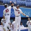 东奥棒球美国3比1击败多明尼加 保有争金资格