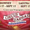 Circus Vargas 全新回归!马戏团2021新作 Mr. V's Big Top Dream 闪亮登场(8/27-9/12)