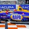 体验赛车速度与激情   Long Beach 将举行 Acura Grand Prix 大赛车 (9/24~26)