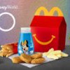 慶祝 Disney 50週年!  McDonald's Happy Meal 特別推出50款限量版玩具 還有全家四人游大獎等你