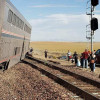 美鐵列車出軌 乘客:宛如搭機遇到強烈亂流