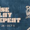 與 Art Renzei 攜手長灘市全新公共藝術節  POW! WOW! Long Beach 2021 9月底回歸(9/28-10/5)
