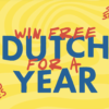 Dutch Coffee 舉辦 Dutch for a Year 活動,App 下單有機會享一整年免費咖啡(-10/31)