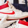 Jordan 菜鸟球季红白战鞋飙出天价 近150万美元落槌