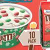 歡慶假日!M&M 首次推出冰激凌假日歡慶杯