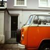 攝photo: 迷人的汽車攝影「Hippy Wagon」by Fabrizio Pece
