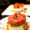 人妻厨房~ 鲔鱼松子酪梨千层寿司