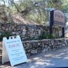 加州中部酒莊。俯瞰山谷葡萄園。頂級釀造香醇葡萄酒莊 Daou Vineyards