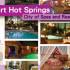 冬季泡湯之旅就到 Desert Hot Springs 吧!