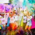 The Color Run 世上最开心的5K慈善跑步! (11/16 & 11/23)