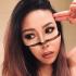 3D錯視美妝術! Instagram爆紅彩妝師 讓你無法直視幾秒!