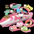 正式投入服務!Hello Kitty主題新幹線本週啟航 ♡