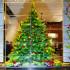 只用了自家菜單上的 51 種食材!Chipotle聖誕樹真的能吃!