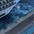 [影] 情侶大遲到揮手要上船 郵輪船長霸氣開走
