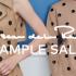 尋寶時間:Oscar de la Renta Sample Sale (10/15-20)