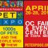 Orange County Pet Expo回來啦 (4/26-28)