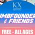 KX Festival 帶你玩轉盛夏之夜 (7/20-21)