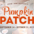 Irvine Park Railroad Pumpkin Patch 小火车南瓜园 (9/14-10/31)