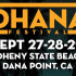 Ohana Festival 夏威夷海灘音樂節 (9/27-29)