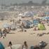 影/刚创下单日确诊新高 美国海滩挤满人潮