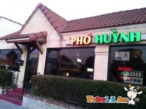 Pho Huynh Vietnamese LA洛杉矶 美食推荐 9706 Garvey Ave