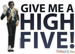 high five (4)