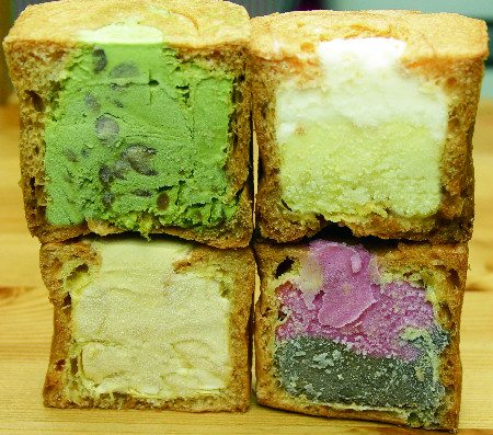 L'uxweet mix sandwich 4