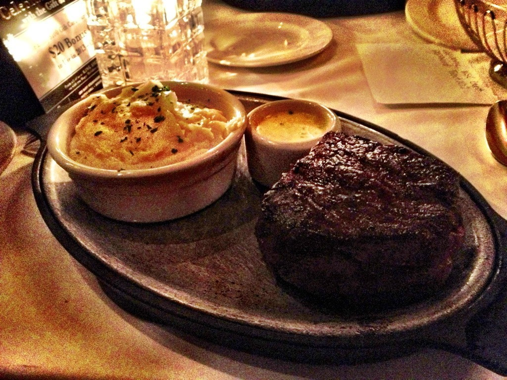 555 East American Steakhouse 22