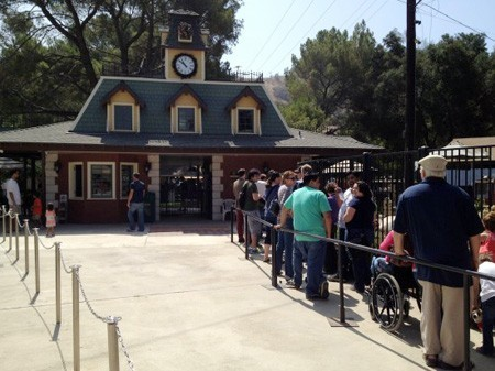 Walt Disney's Barn Public Day