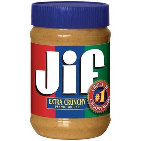 Jif Regular Extra Crunchy