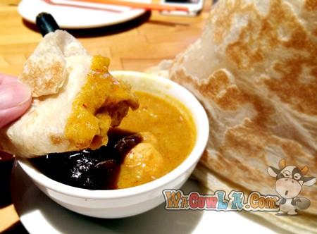 Penang Malaysian Cuisine_Roti Canai