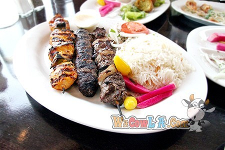 Skewers Combo Grill