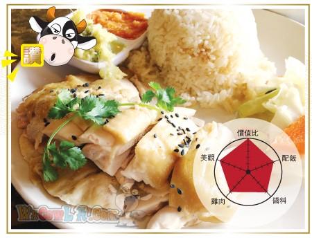 文昌鸡饭 Man Chan Cuisine