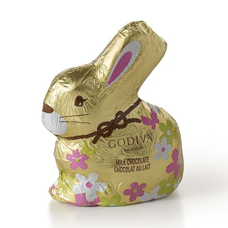 Foil-Wrapped Bunnies