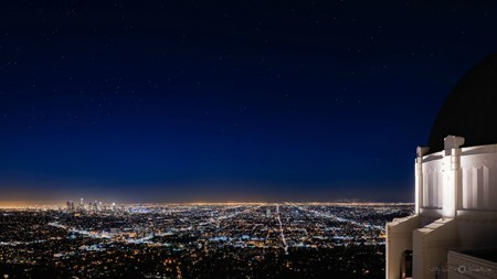 Griffith Observatory 1