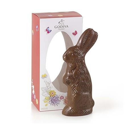 bertie the Milk Chocolate Easter Bunny