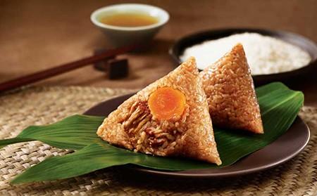 五芳斋栗子鲜肉粽