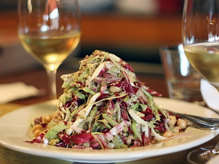 3.Pizzeria Mozza Nancy's Chopped Salad