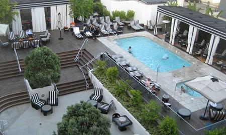 4.hotel shangri-la los angeles rooftop pool