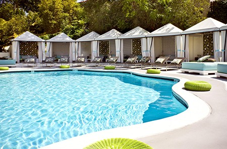 7.W-Los-Angeles-pool-area-called-WET