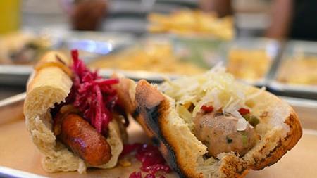 8.Sausage at Picnik