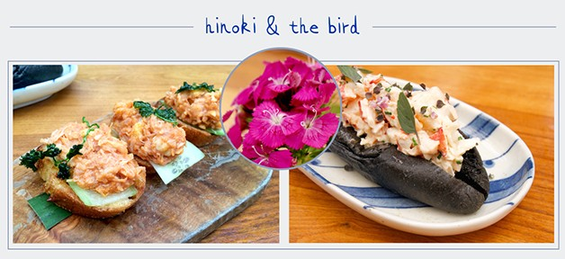 Hinoki & The Bird 提供高端 「汎亞洲」 料理的奢華之館